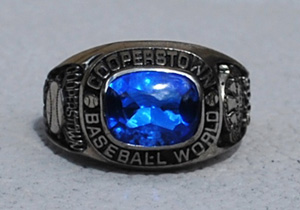 American Youth Baseball Hall Of Fame Ring